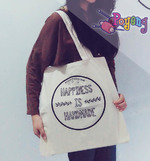Project Bag Poyeng: Happiness is Handmade